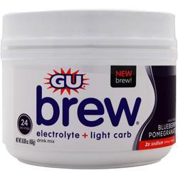 GU Electrolyte Brew Blueberry Pomegranate 456 gr