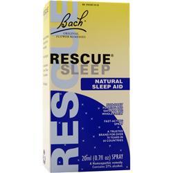 Bach Flower Remedies Rescue Sleep 20 mL