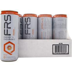 FRS Ready-To-Drink Cans Orange 12 cans