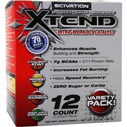 SCIVATION Xtend Intra-Workout Catalyst Grape Escape 1174 grams