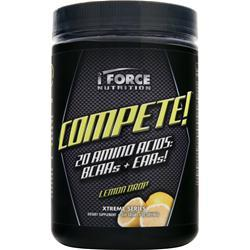 IFORCE Compete! - Buy 2 get 1 Free Lemon Drop 900 grams