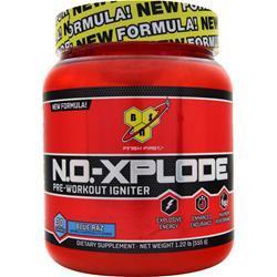 BSN NO-Xplode Pre Workout Igniter Blue Raz 1.22 lbs