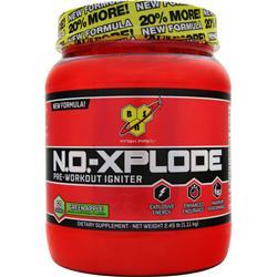 BSN NO-Xplode Pre Workout Igniter Green Apple 2.45 lbs