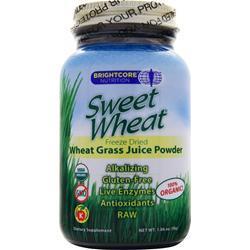 Sweet Wheat Freeze Dried Wheat Grass Juice Powder 30 grams