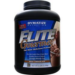 Dymatize Nutrition Elite Gourmet Protein Milk Chocolate 5 lbs