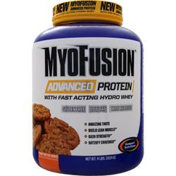 GASPARI NUTRITION MyoFusion Advanced Protein Peanut Butter Cookie 4 lbs