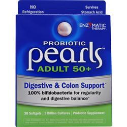 Enzymatic Therapy Pearls Adult 50+ 30 sgels