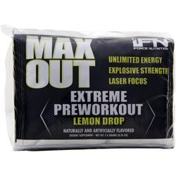 Iforce Max Out Lemon Drop EXPIRES 10/17 10 pckts
