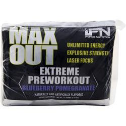 Iforce Max Out Blueberry Pomegranate 10 pckts