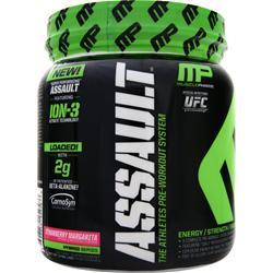 Muscle Pharm Assault Strawberry Margarita .96 lbs