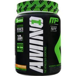 Muscle Pharm Amino 1 (Hydrate + Recover) Pineapple Mango 1.47 lbs