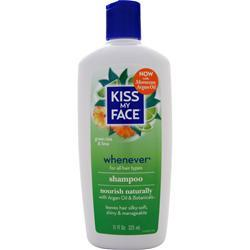 Kiss My Face Shampoo Green Tea & Lime 11 fl.oz