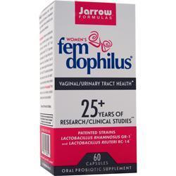 JARROW Fem-Dophilus 60 caps