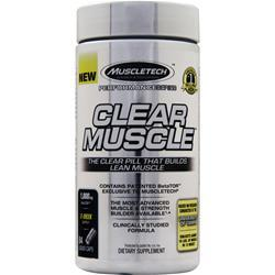 MUSCLETECH Performance Series - Clear Muscle 168 lcaps