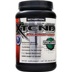 SCIVATION Xtend Intra-Workout Catalyst Green Apple Explosion 1194 grams