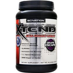 SCIVATION Xtend Intra-Workout Catalyst Grape Escape 1174 gr