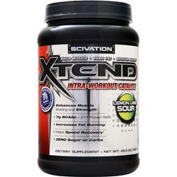 SCIVATION Xtend Intra-Workout Catalyst Lemon Lime Sour 1291 gr