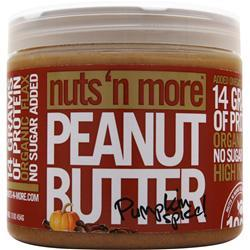NUTS 'N MORE Peanut Butter Pumpkin Spice 1 lbs