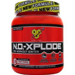 BSN NO-Xplode - Caffeine Free Fruit Punch 1.21 lbs