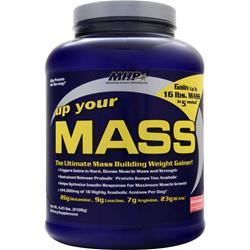 MHP Up Your Mass Fudge Brownie 10 lbs