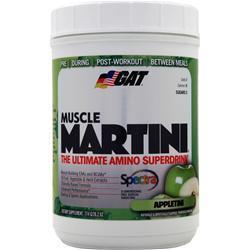 GAT Muscle Martini Appletini 774 grams