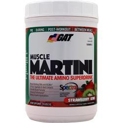 GAT Muscle Martini Strawberry Kiwi 774 grams