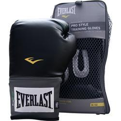 Everlast Pro Style Training Gloves - Level 1 Black 2 glove