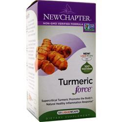 New Chapter Turmeric Force 120 vcaps
