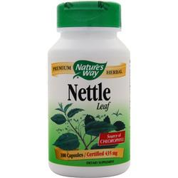 NATURE'S WAY Nettle Herb 100 caps