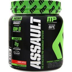 Muscle Pharm Assault Candy Apple .96 lbs
