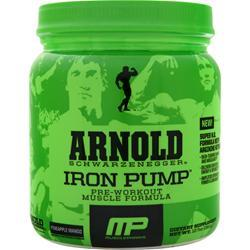 Arnold Iron Pump Pineapple Mango BEST BY 7/16 12.7 oz