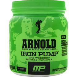 ARNOLD Iron Pump Blue Razz 12.7 oz