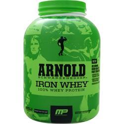 ARNOLD Iron Whey Peanut Butter Cup 5 lbs