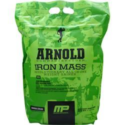 Arnold Iron Mass Banana Cream 8 lbs