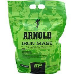 ARNOLD Iron Mass Vanilla Malt 8 lbs