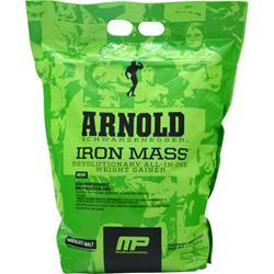 ARNOLD Iron Mass Chocolate Malt 8 lbs