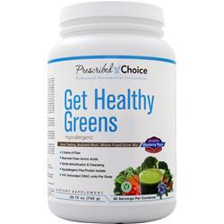 Prescribed Choice Get Healthy Greens Blueberry 775 grams