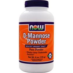 Now D-Mannose 6 oz