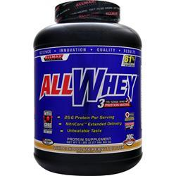 Allmax Nutrition AllWhey White Choc. Peanut Butter 5 lbs