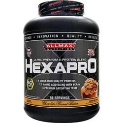 Allmax Nutrition HexaPro Chocolate Peanut Butter 5.5 lbs