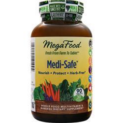 MEGAFOOD Medi-Safe 90 tabs