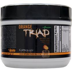 CONTROLLED LABS Orange Triad + Greens Orange .9 lbs