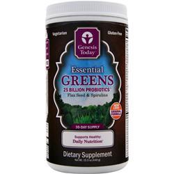 GENESIS TODAY GenEssentials - Greens 15.5 oz