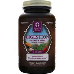 GENESIS TODAY GenEssentials - Digestion 90 vcaps