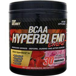 Top Secret Nutrition BCAA Hyperblend Energy Watermelon 168 grams