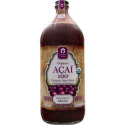 Genesis Today Organic Acai 100 Juice 32 fl.oz