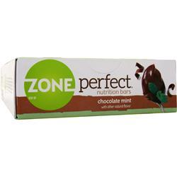 Zone Perfect Nutrition Bar Chocolate Mint 12 bars
