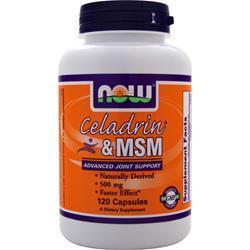 Now Celadrin & MSM 120 caps