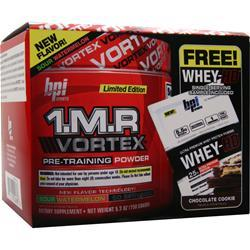 BPI 1.M.R Vortex - Pre Training Powder Sour Watermelon 150 grams