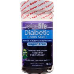 HERO Slice of Life - Diabetic Health Multi+ (Sugar-Free) 30 gummy
